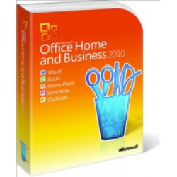Office Home and Business 2010 32-bit/x64 Bulgarian DVD