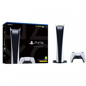 Sony PlayStation 5 Digital Edition PreOrder 02.2021